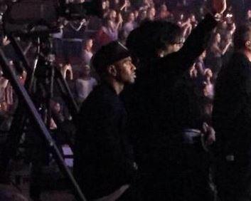 Big Sean non è troppo contento dell'affiatamento tra Ariana e Justin