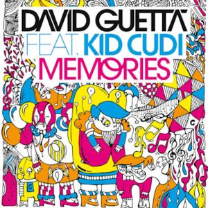 Album Memories David Guetta Allsongs