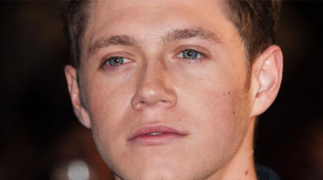Primo piano di Niall Horan