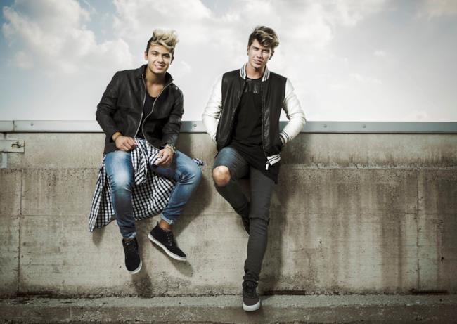 Benji e Fede, il duo musicale italo-australiano