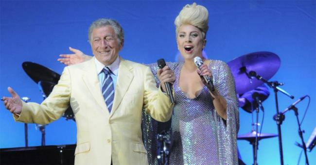 La strana coppia Lady Gaga - Tony Bennet