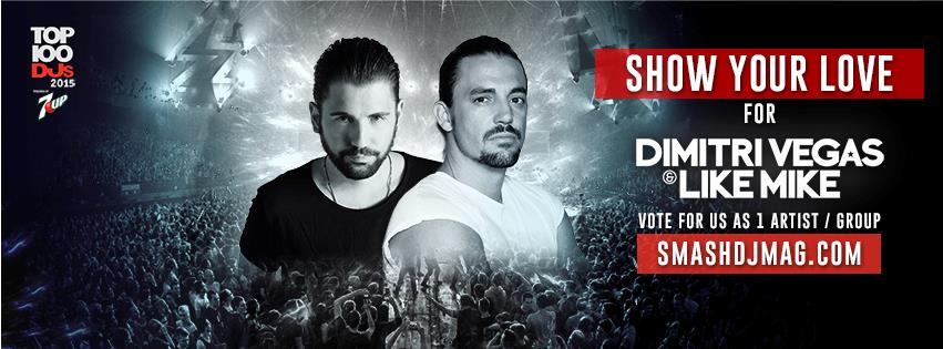 Dimitri Vegas & Like Mike DJMag