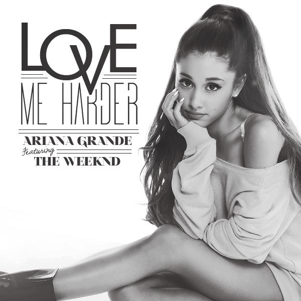 Ariana Grande Love Me Harder 2014