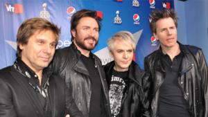I quattro componenti dei Duran Duran