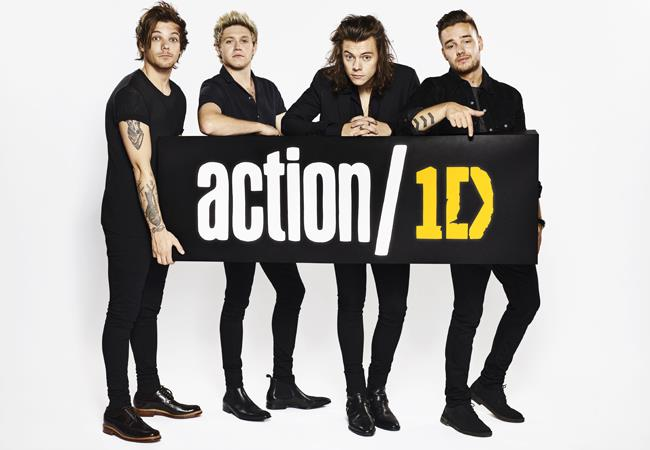 Gli One Direction