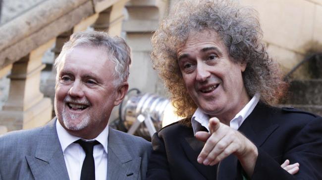 Roger Taylor e Brian May preparano una tournee per quest'anno