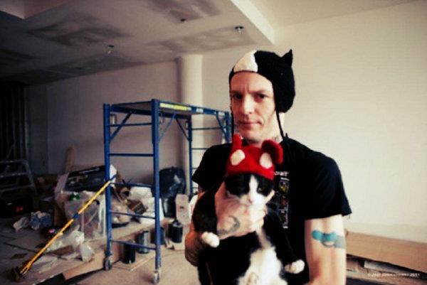 Deadmau5 ha reso il suo gatto una delle star feline del web