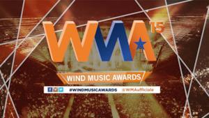 Locandina WMA15 - Wind Music Awards 2015