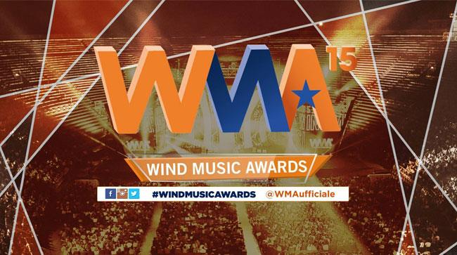 Locandina WMA15 - Wind Music Awards 2015