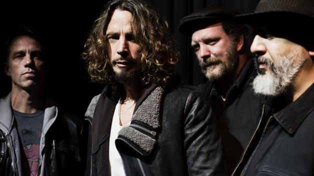 I 4 membri dei Soundgarden