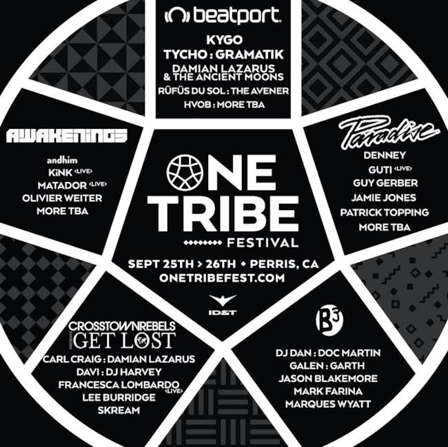 La line up completa del nuovo festival ID&T