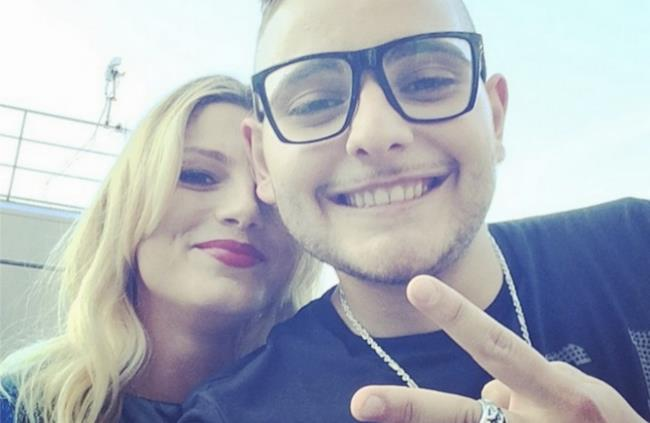 Emma Marrone e Rocco Hunt
