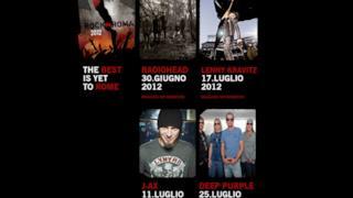 Rock in Roma 2012 con i Deep Purple e Lenny Kravitz