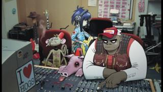 "Gorillaz, un ""iPad-album"" gratis in download per Natale"