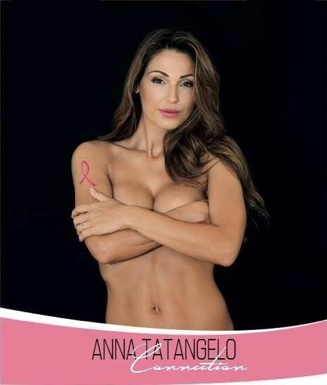 Anna Tatangelo e la foto della discordia