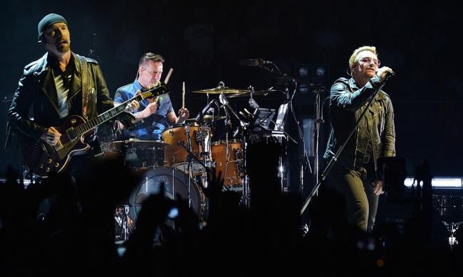 Gli U2 live a Torino
