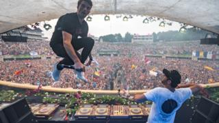 The Chainsmokers @ Tomorrowland 0216