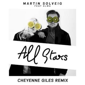 All Stars (feat. ALMA) [Cheyenne Giles Remix] - Single