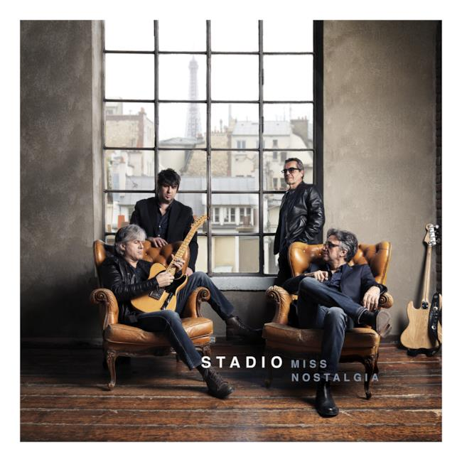 cover album Stadio