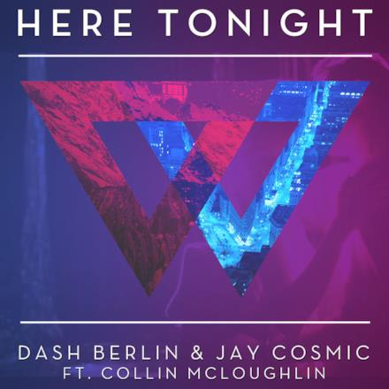 Here Tonight (feat. Collin McLoughlin) - Single