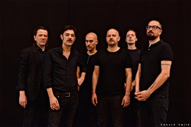 La band Il Teatro degli Orrori