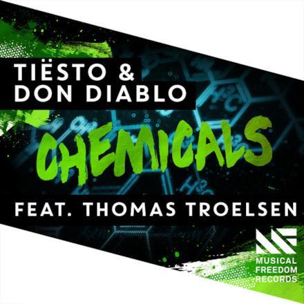 Chemicals (feat. Thomas Troelsen) [Radio Edit] - Single