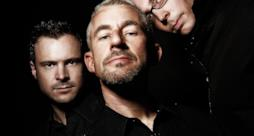 Grant, McGuinness e Siljamäki della band Above & Beyond