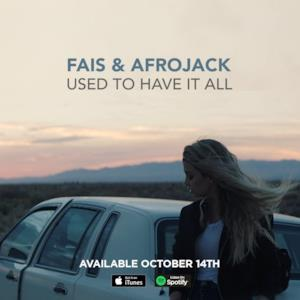 Used To Have It All - Single