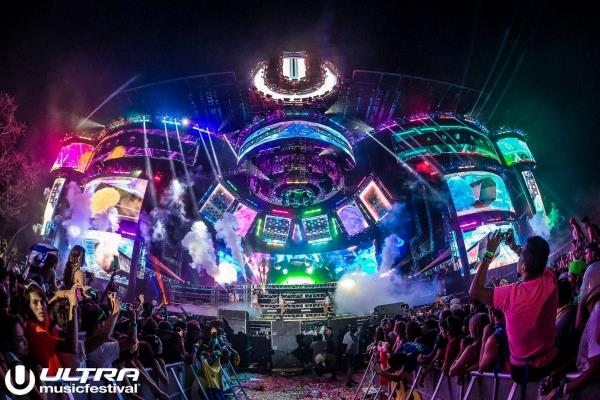 UMF 2016 Lineup Phase 1