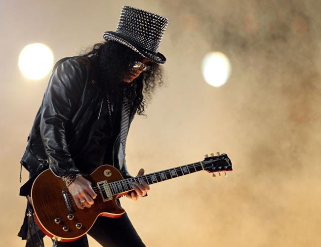 Slash dei Guns N' Roses