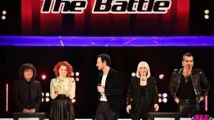 The Voice of Italy: la seconda puntata di battles delude più della prima [VIDEO]