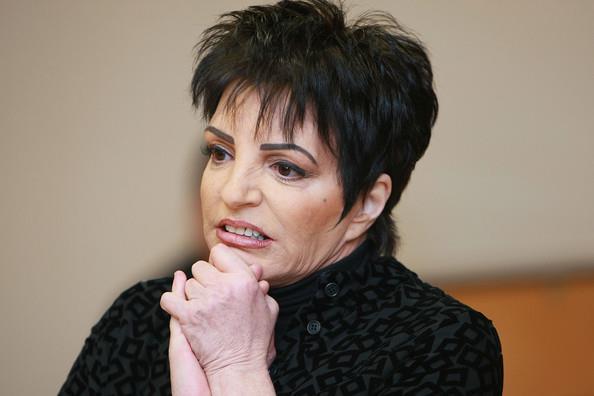 Liza Minnelli a 69 anni