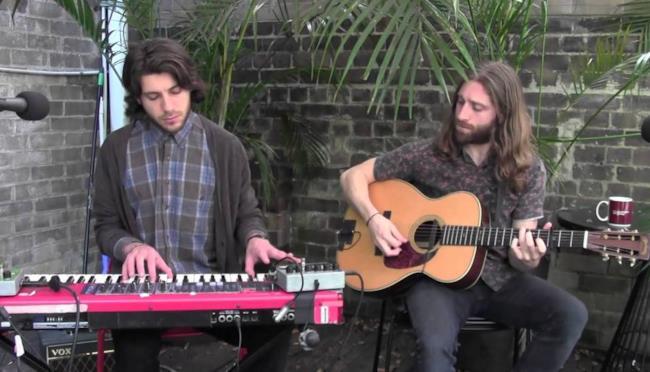 Il duo australiano Husky