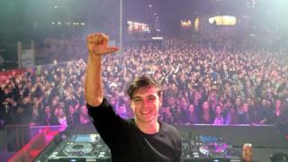 Il DJ Olandese Martin Garrix