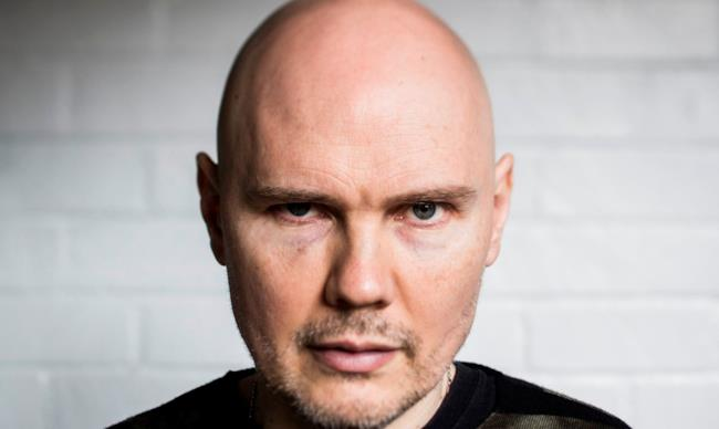 Billy Corgan degli Smashing Pumpkins