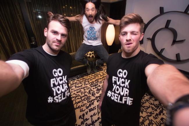 Steve Aoki e The Chainsmokers sono stati scelti come testimonial contro l'AIDS da Lifebeat