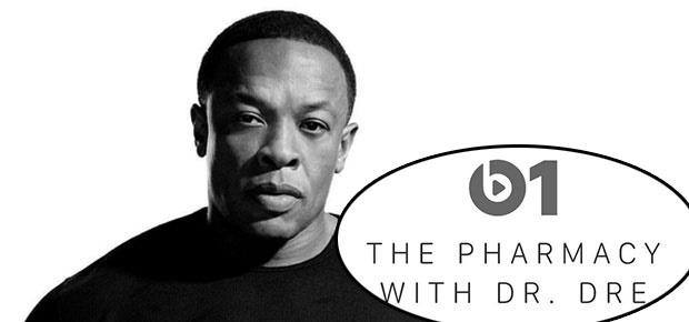 Dr. Dre a The pharmacy su Beats 1