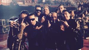 Fedez, le foto del concerto al Mediolanum Forum di Assago (22 marzo 2015)