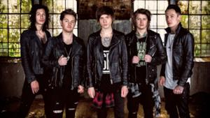 La band britannica, Asking Alexandria