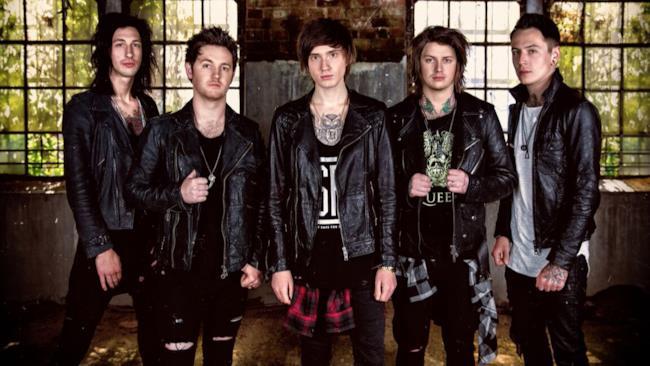 La band britannica, Asking Alexandria