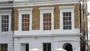 Casa di Amy Winehouse a Londra