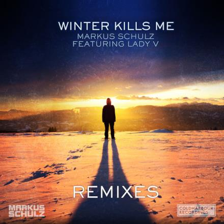 Winter Kills Me (feat. Lady V) [Remixes] - Single