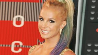 Britney Spears sul red carpet degli MTV VMA 2015