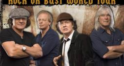 Manifesto Rock or Bust World Tour degli AC/DC