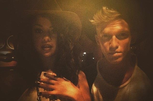 Selena Gomez e Cody Simpson