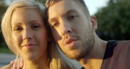 Calvin Harris con Ellie Goulding nel video di I Need Your Love
