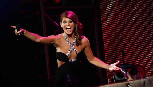 Alessandra Amoroso canta all'Arena di Verona