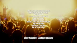 Gigi D'Agostino: le migliori frasi dei testi delle canzoni