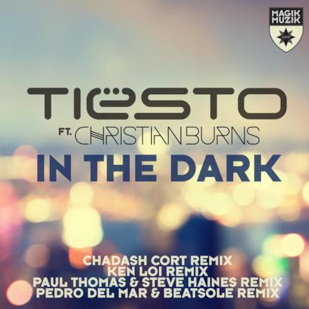 In the Dark (feat. Christian Burns) [Remixes] - EP