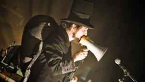 "Vinicio Capossela, concerto ""marinaro"" in video chat"